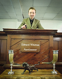 Edward Whitton - Auctioneer